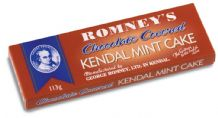 Romney's  Chocolate Covered Kendal Mint Cake 113g